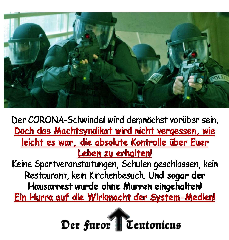 Schwindel Corona